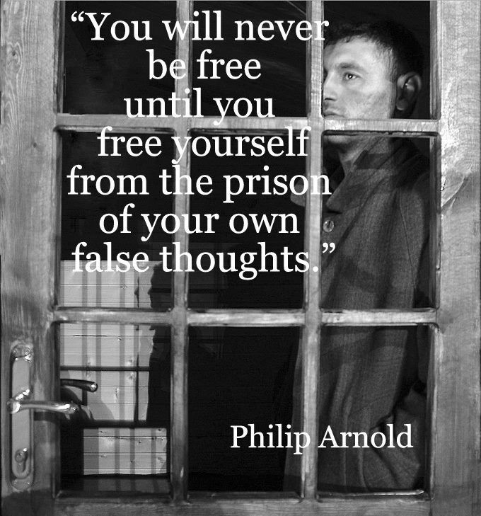 Mental Prison Quote 3 Picture Quote #1