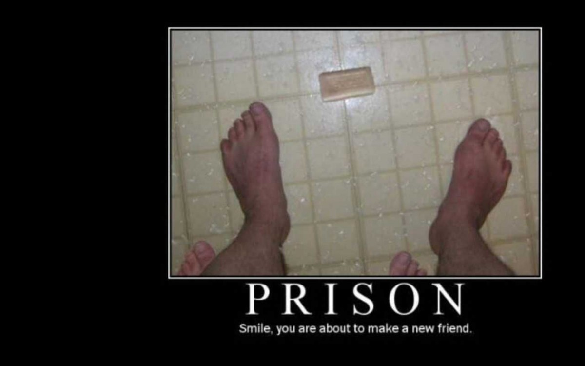 Prison Quote 4 Picture Quote #1