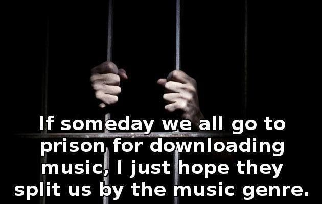 Going To Prison Quote 1 Picture Quote #1