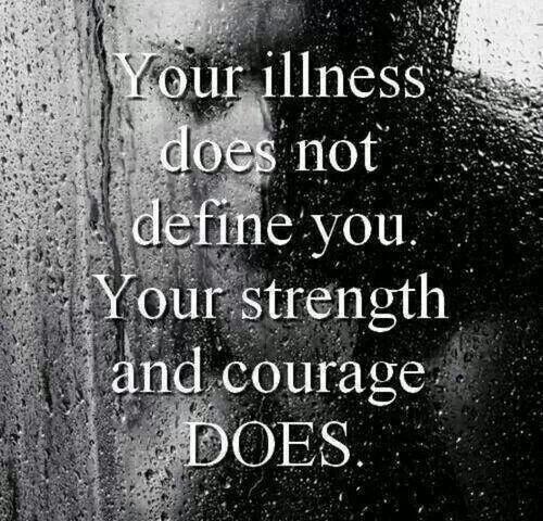 Illness Quote 1 Picture Quote #1