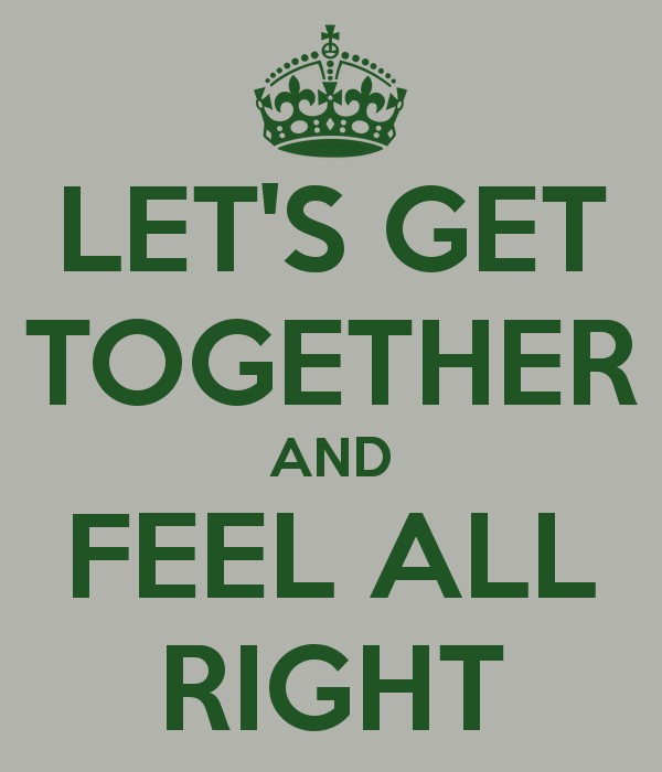 Get Together Quote 1 Picture Quote #1