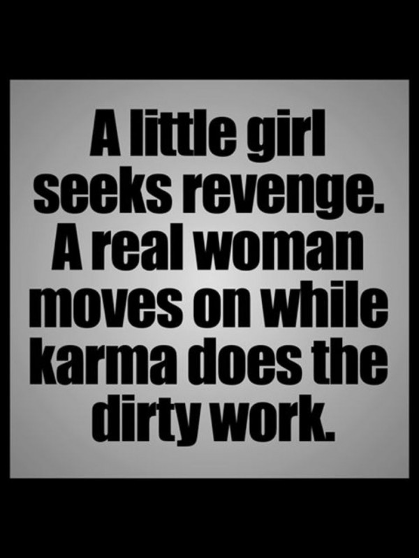 Bad Karma Quote 2 Picture Quote #1