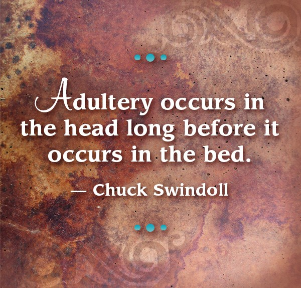 Adultery Quote 1 Picture Quote #1