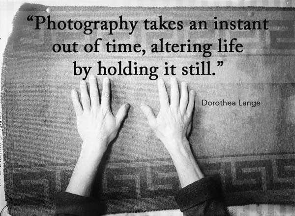 Famous Photography Quote 3 Picture Quote #1