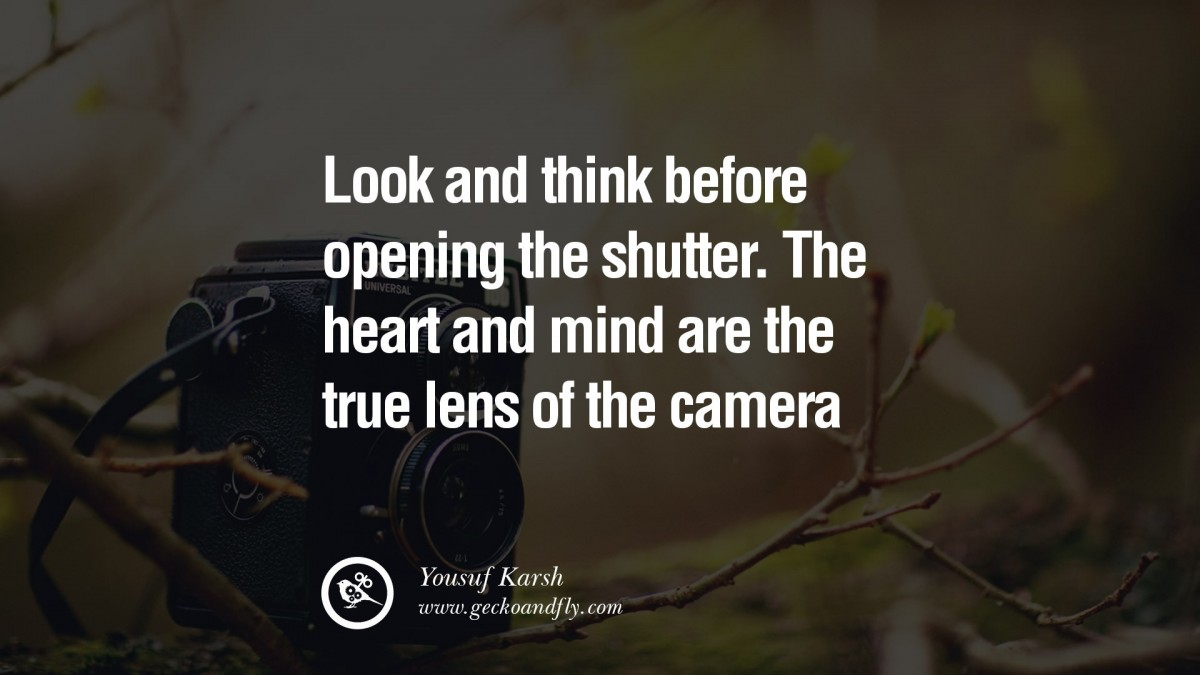 Famous Photography Quote 6 Picture Quote #1