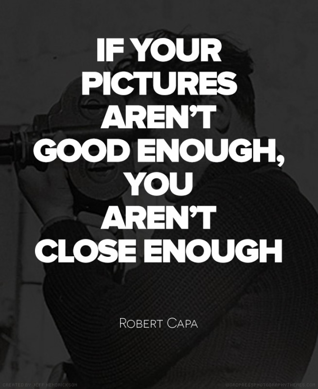 Famous Photography Quote 7 Picture Quote #1