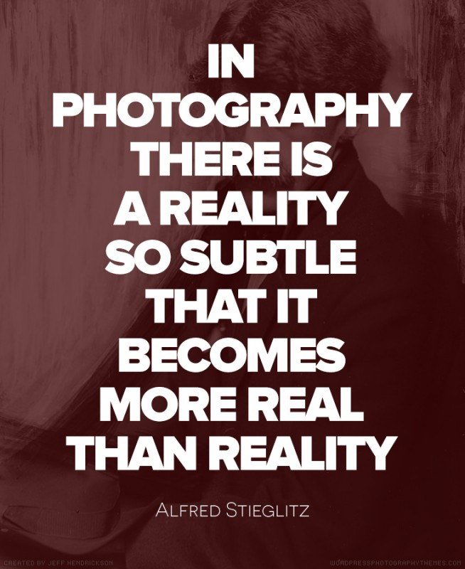 Famous Photography Quote 8 Picture Quote #1