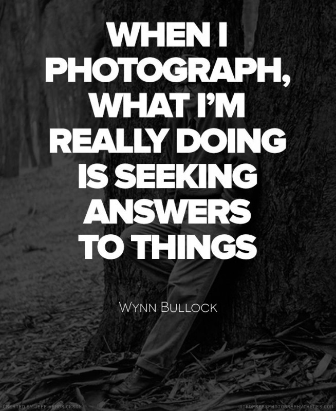 Famous Photography Quote 9 Picture Quote #1