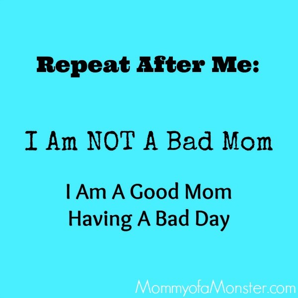 Bad Mother Quote 1 Picture Quote #1