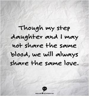 Step Daughter Quote   Quote Number 662542   Picture Quotes