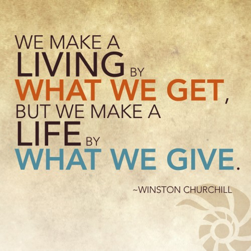 Give And Take Quote 3 Picture Quote #1