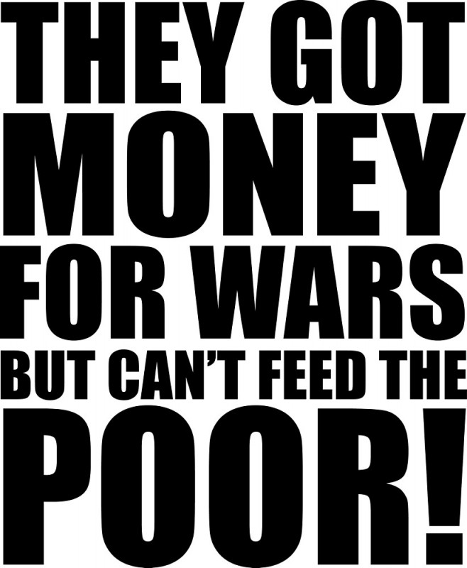Feeding The Poor Quote 3 Picture Quote #1