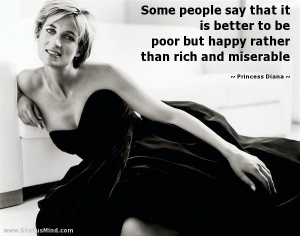 Rich And Poor Quote 1 Picture Quote #1