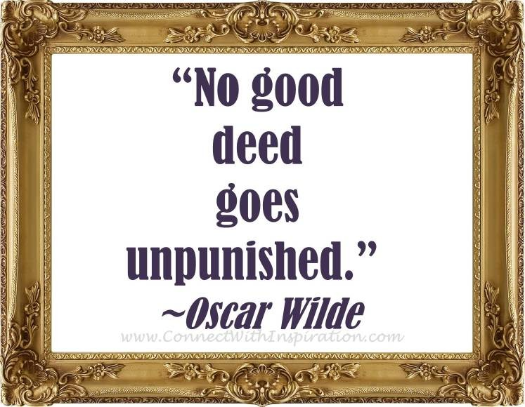 Good Deeds Sayings