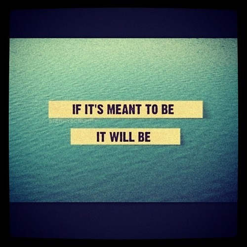 Let It Be Quote 1 Picture Quote #1