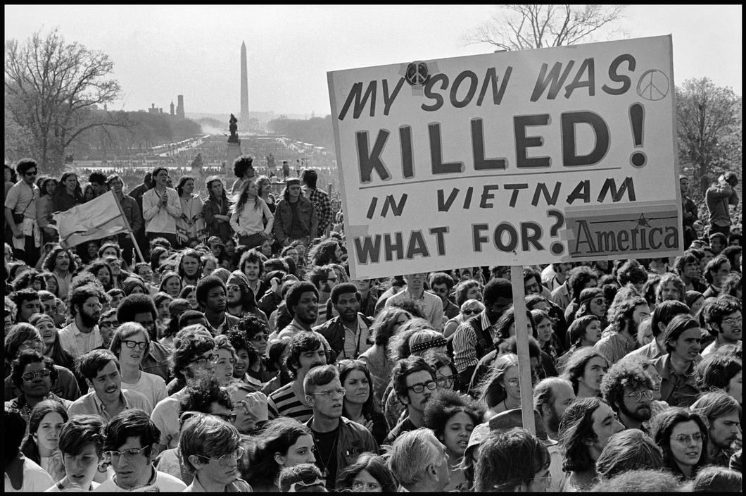 Quote Against Vietnam War 1 Picture Quote #1
