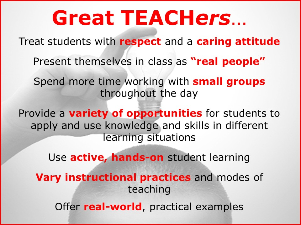 Good Teacher Quote 2 Picture Quote #1