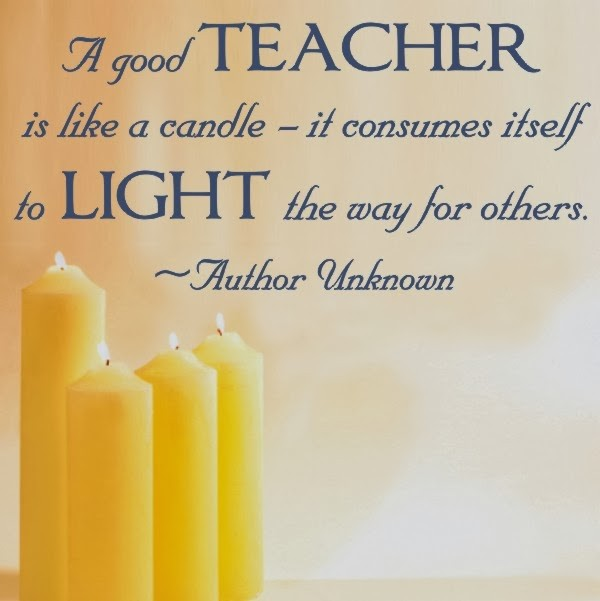Good Teacher Quote 3 Picture Quote #1