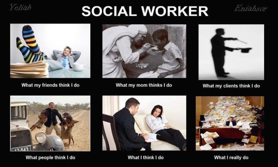 Social Work Quote 2 Picture Quote #1