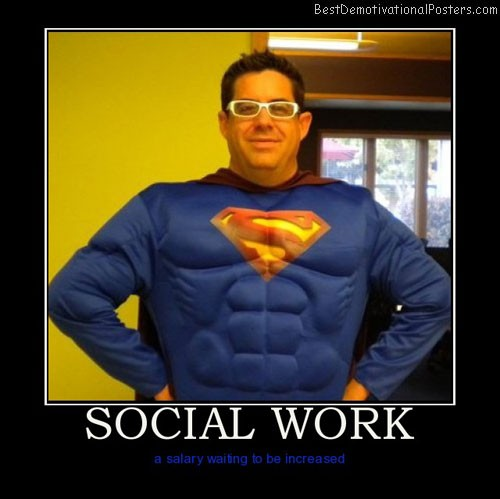 Social Worker Funny Quote 1 Picture Quote #1