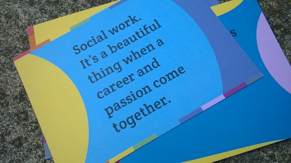 Social Work Quote 6 Picture Quote #1