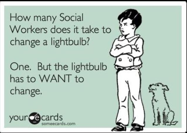 Social Work Quote 11 Picture Quote #1