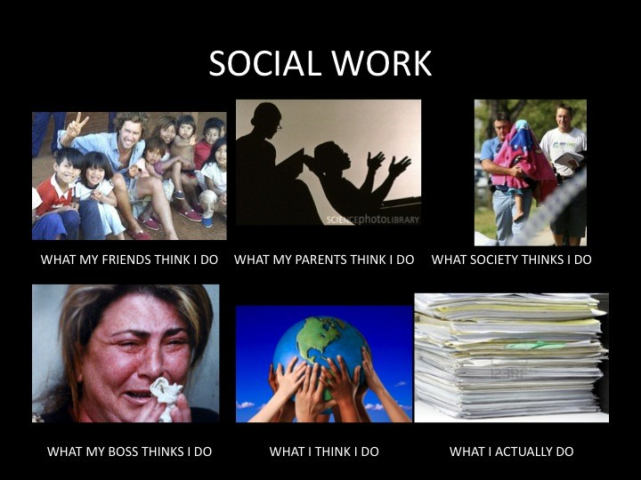 Social Work Quote 14 Picture Quote #1