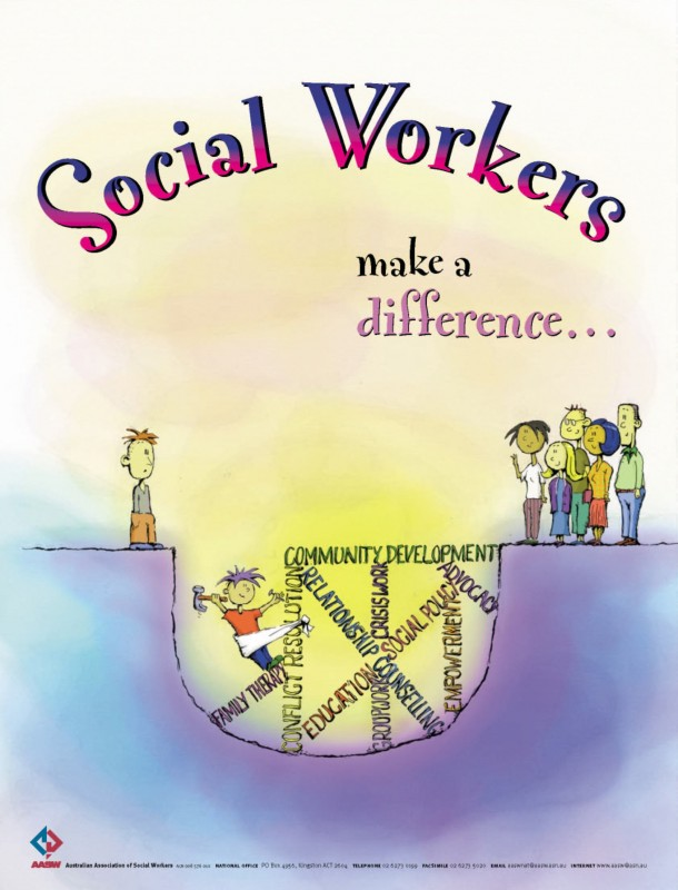 Social Work Quote 15 Picture Quote #1