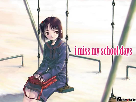 School Days Quote 1 Picture Quote #1