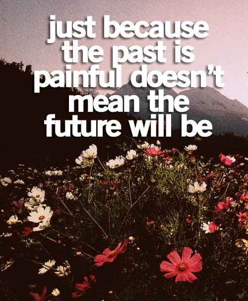 Past And Future Quote 2 Picture Quote #1