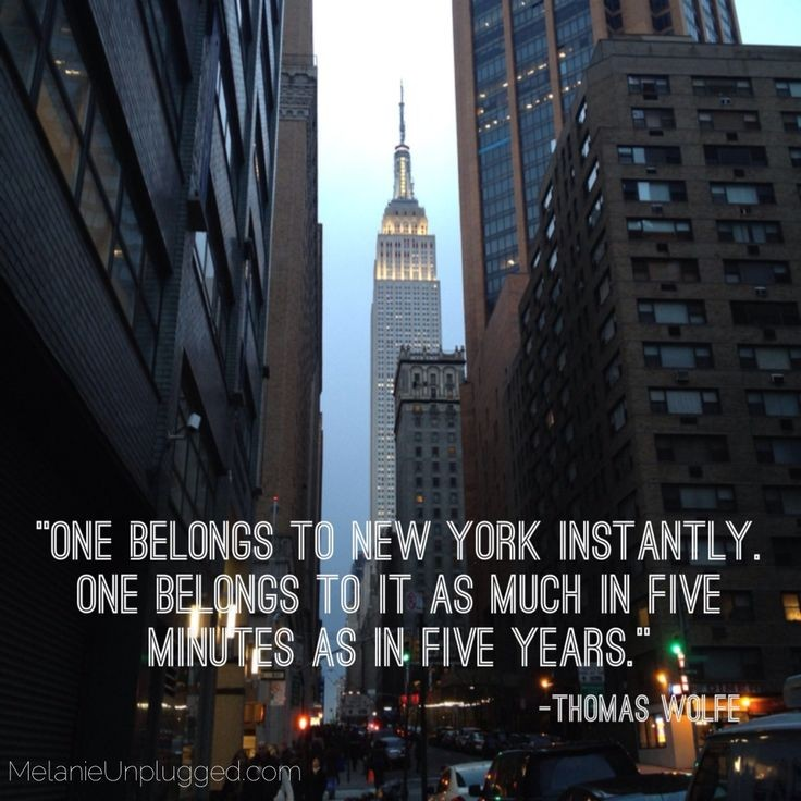 New York City Quote 7 Picture Quote #1