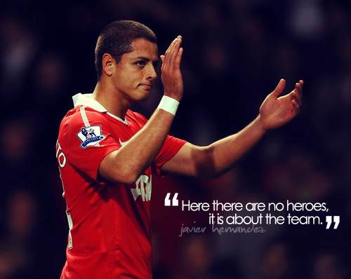 Manchester United Quote 1 Picture Quote #1