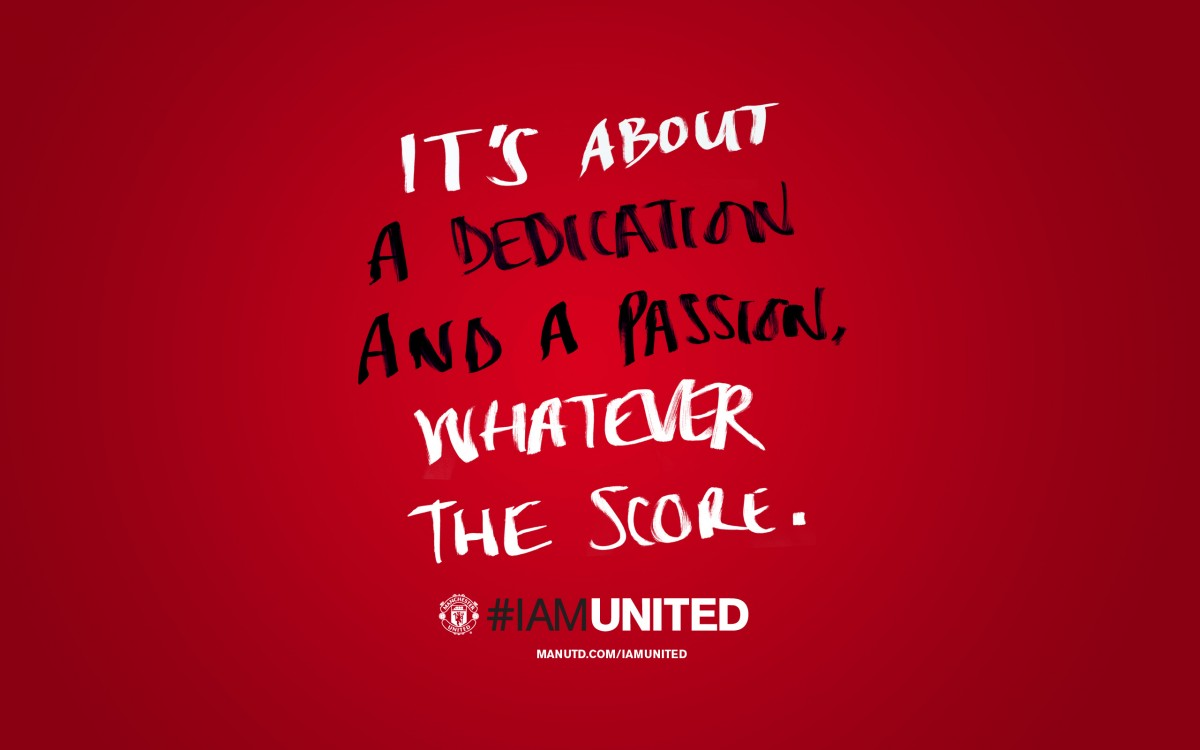 Manchester United Quote 4 Picture Quote #1