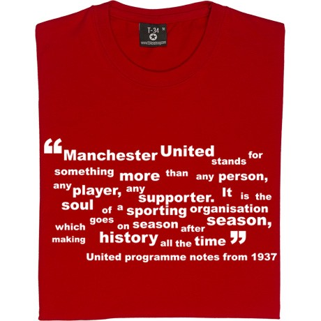 Manchester United Quote 5 Picture Quote #1
