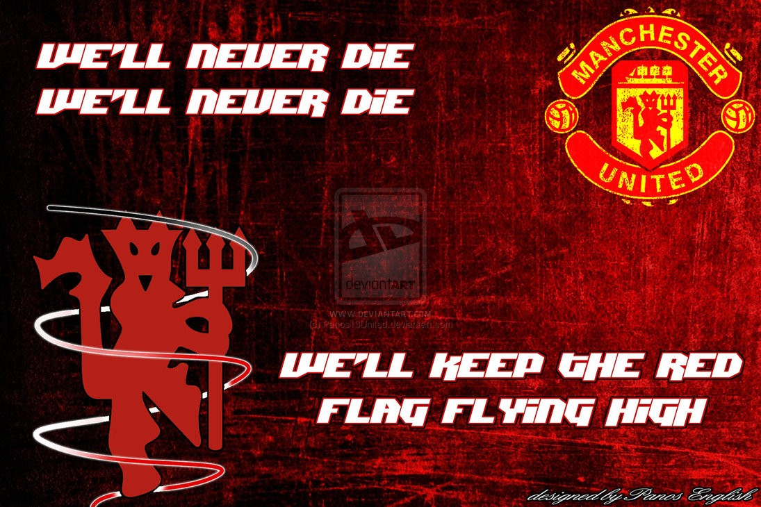 Manchester United Quote 6 Picture Quote #1