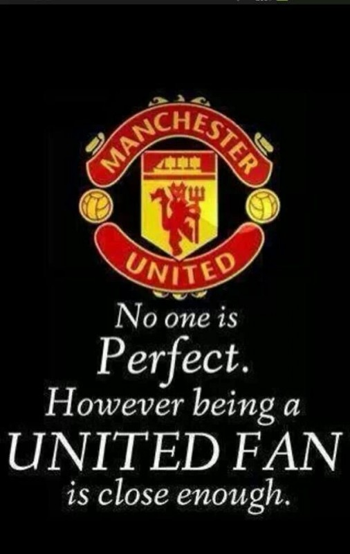 Manchester United Quote 7 Picture Quote #1