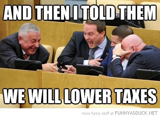 Government Tax Quote 1 Picture Quote #1