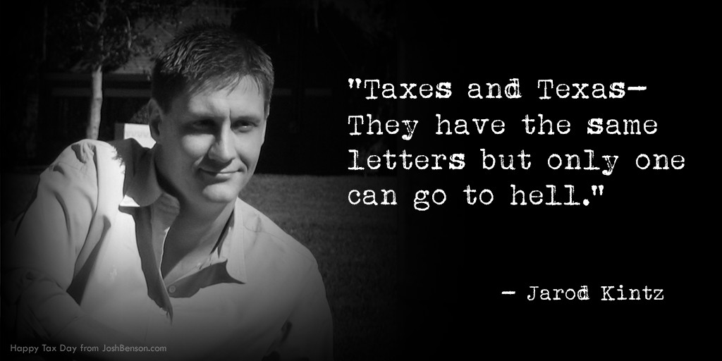 Famous Tax Quote 2 Picture Quote #1