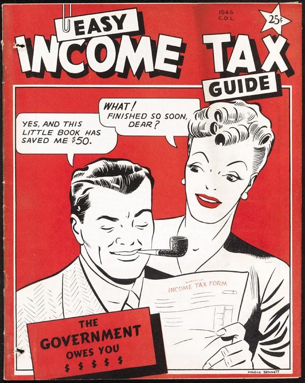 Income Tax Quote 1 Picture Quote #1