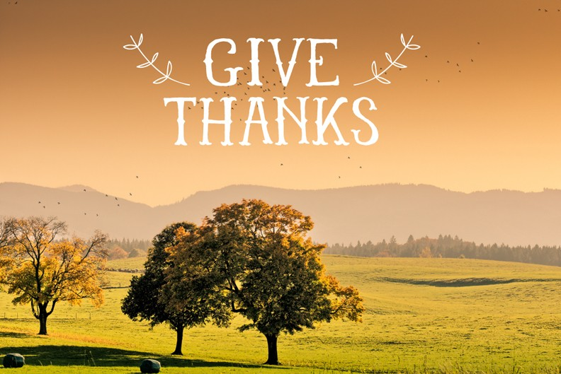Giving Thanks Quote 2 Picture Quote #1