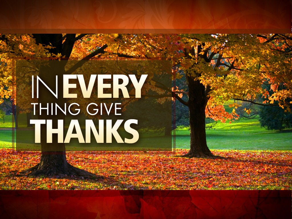 Giving Thanks Quote 3 Picture Quote #1