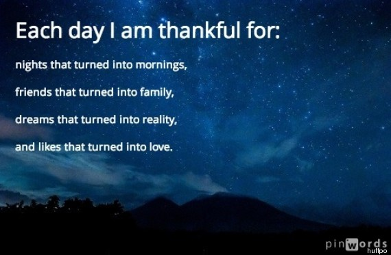 Giving Thanks Quote 5 Picture Quote #1