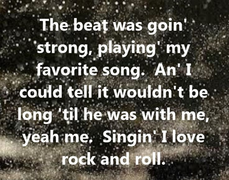 Rock Music Quote 3 Picture Quote #1