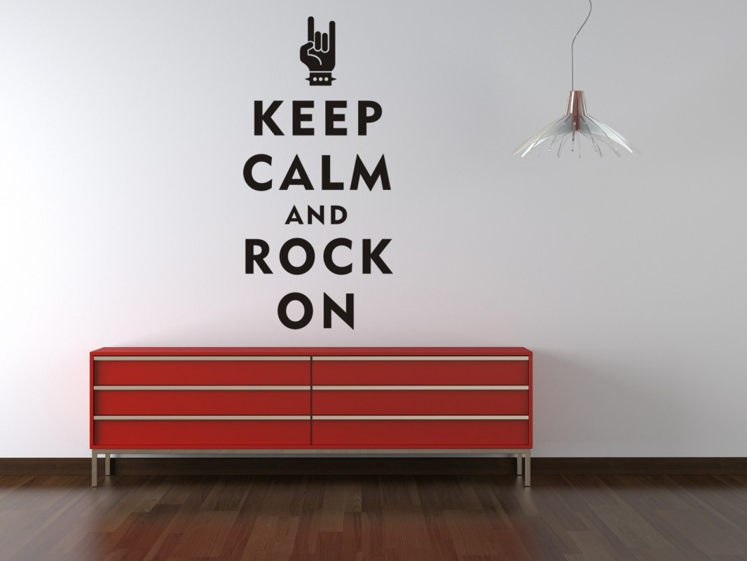 Rock Music Quote 5 Picture Quote #1