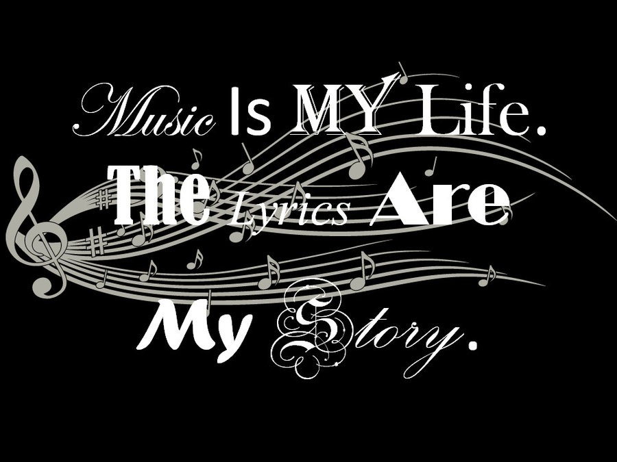 Music Quote About Life 1 Picture Quote #1