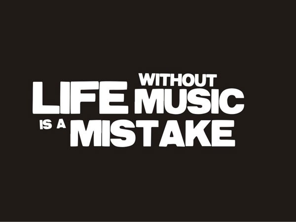 Music Quote About Life 2 Picture Quote #1