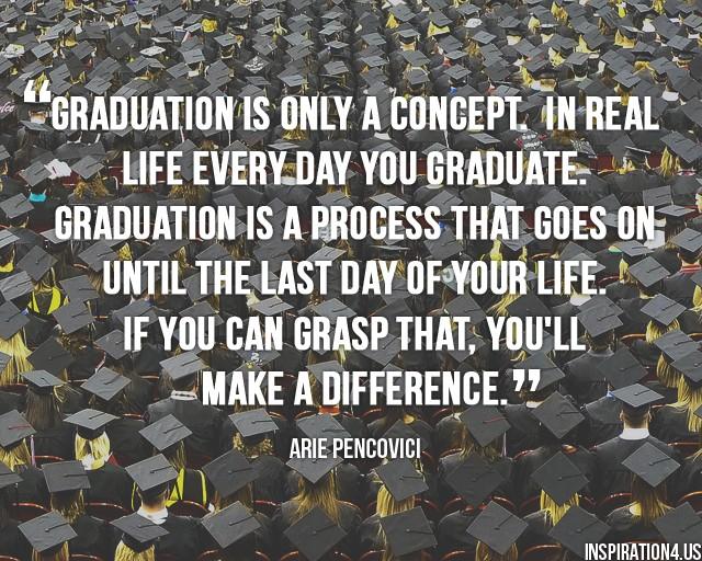College Graduation Quote 1 Picture Quote #1
