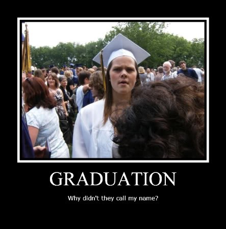 High Quality Funny College Graduation Quote 4 Picture Quote #1