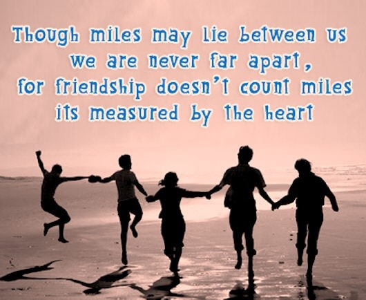 Im Moving Far Away Quote 1 Picture Quote #1