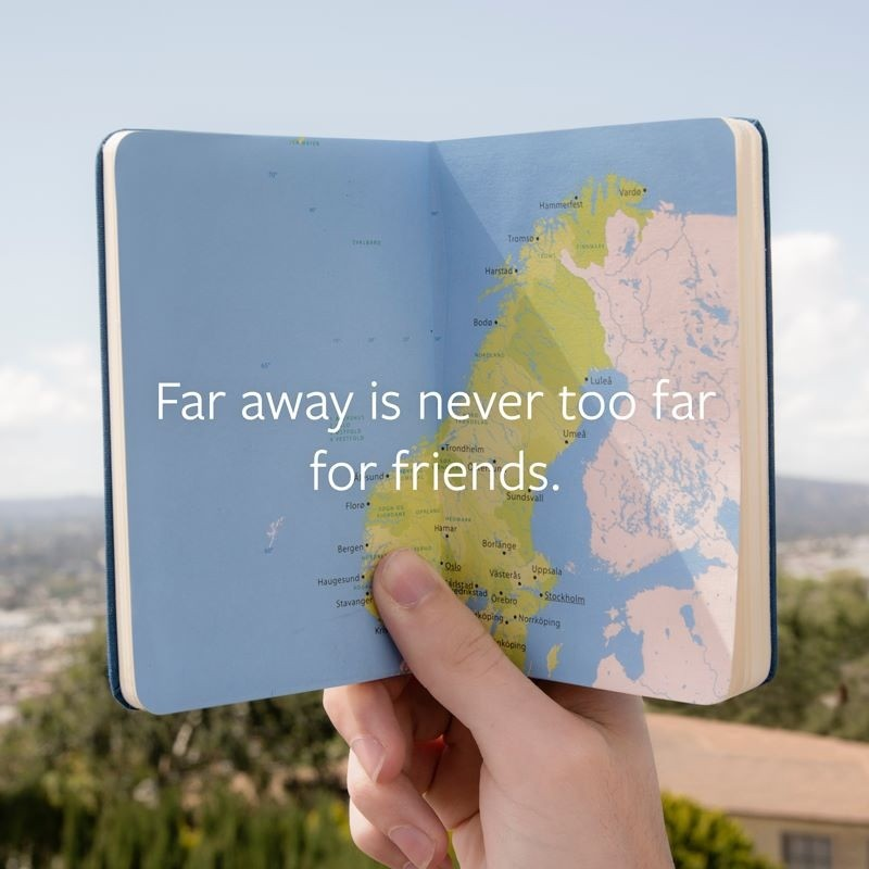 Far Away Quote 3 Picture Quote #1